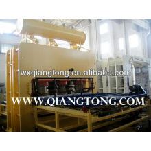 Parkettboden Produktionslinie / Holz Textur Laminat Parkett Bodenbearbeitung Machienry