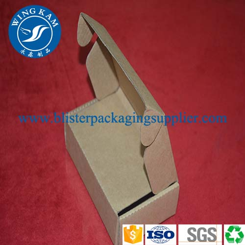 craft paper box box packaging