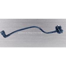 Carbono depósito conexión de tubo