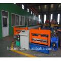Hebei xn 914 carreaux en acier de couleur métallique froid faisant trapézoïdale feuille de toit rouleau formant la machine