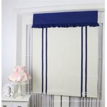 Cortinas horizontais de rolo horizontal baratas / peças de cortinas romanas