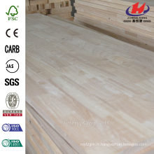 96 in x 48 in x 11/9 in Clean High Quality Afrique du Sud Fir Butt Joint Board