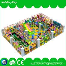 Beste Verkauf Kinder Ausrüstung Soft Vergnügungspark Indoor Spielplatz