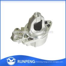 OEM Precision Aluminium Die Casting Motor Side Cover Parts