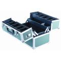 Aluminum Frame Customizable Hard Case with Locks