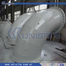 Tubo de alta presión soldado de la pared doble para la draga (USC-6-003)