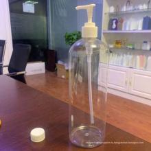 ПЭТ материал 1000мл дезинфицирующее средство для рук флакон