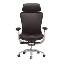 High Back Ergonomic Chair Office Executive Desk Chair Leather