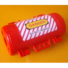 Bloqueo de enchufe eléctrico en otros productos de seguridad