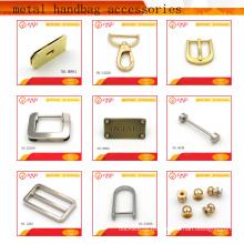 Varios tipos de metal hardware bolso China proveedores superiores en Alibaba