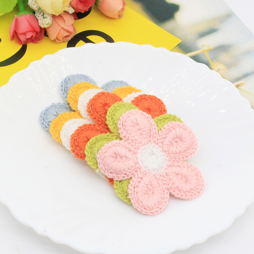 Embroidery Flower Cloth Patches