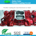 Electrostatic Anti-gassing Powder Coatings for Casting