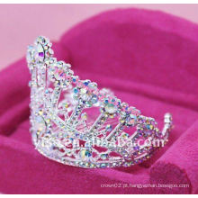 Coroa de moda de cristal