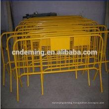 Anping Deming certificate manufacturer for retractable belt barrier