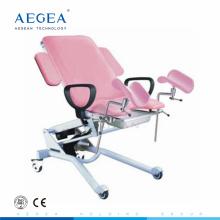 AG-S102D Obstétrique électrique contrôle moteur examen gyno chaise médicale