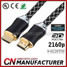 Preço do cabo HDMI de alta qualidade mais baixo