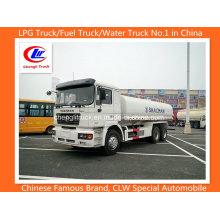 10 Wheel 25000 Liters Shacman Heavy Oil Transport Fuel Tank Truck