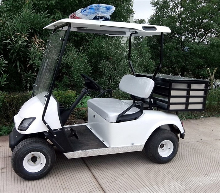 Electric Utility Golf Cart