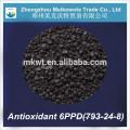 6PPD antioxidante (CAS NO.:793-24-8) para las industrias de neumáticos de goma en la India