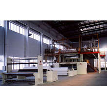 Línea de producción de materiales no tejidos Spun-Bonded & Melt-Blowing (YYL-TF)