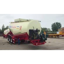 Bulker del cemento del silo del tanque a granel del compresor de aire de Lianghong