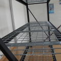 Customized adjustable medium duty industrial rack/mould welding rack with steel panel