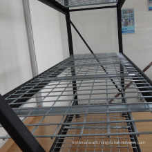 Low cost storage solution of industrial rack/mould rack with wire panel