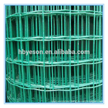 PVC coated /galvanized welded wire mesh for building/construction material(manufacturer/supplier)