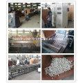 Machines d'extrusion de granulés en plastique pour Masterbatch en plastique