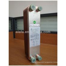 copper brazed plate heat exchanger,swep plate heat exchanger b25