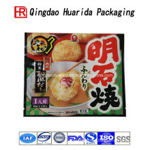 Customize Clear Plastic Food Bags Packaging