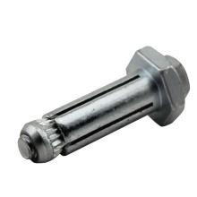 Parafuso de Fixação de Fixação de Aço com Zinco