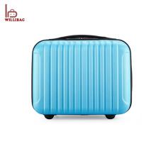 Equipaje de encargo del ABS de la maleta de la carretilla del aeropuerto al por mayor