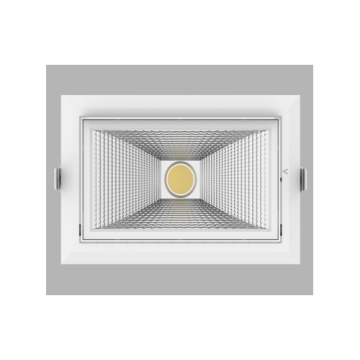 Downlight LED Star Bright 45W rectangulaire