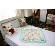 100%Acrylic Baby Blanket (NMQ-LBB006)
