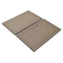 Compostos plásticos de madeira Placa fina sólida