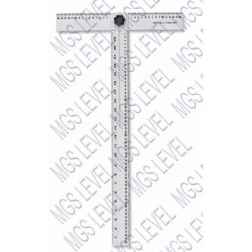 Aluminium Trockenmauer T-Quadrat (7004301)