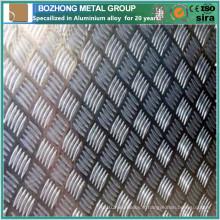 Plaque en aluminium Checkered 2024 vente chaude