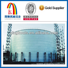 High quality steel granary silo machine