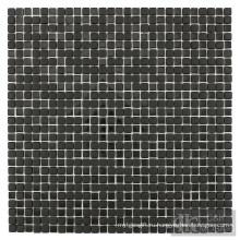 Мозаика Black Mix Crystal для украшения ванной комнаты