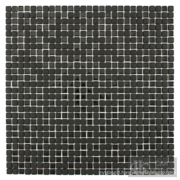 Black Mix Crystal Mosaic for Bathroom Decoration