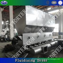 Hot Sale Horizontal Fluidizing Dryer Machine