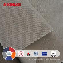 ASTM F1959 ATPV 8.6 arc flash fabric for welding workwear