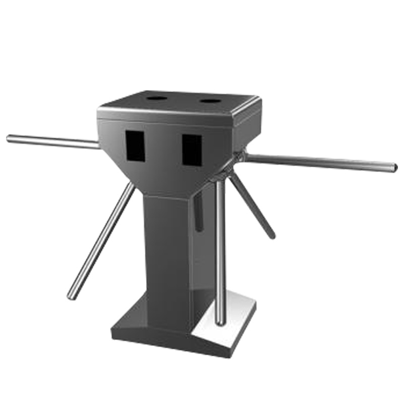 Swipe Card Current Limiting Wharf Tripod Turnstile