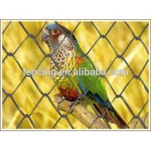 Huhn / Hexagonal Maschendraht für Vogel