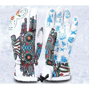 Лыжные перчатки (765)