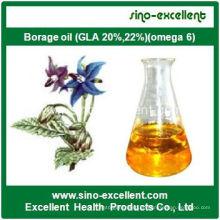 Borretschöl (GLA 20%, 22%) (Omega 6)
