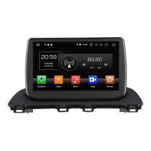 car multimedia system android Axela 2014