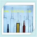 Ampola de vidro médica por baixo tubo de vidro de borosilicato