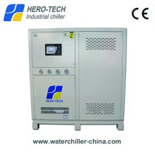 -10c 38kw China Manufacturer Scroll Type Water Cooled Low Temperature Glycol Chiller